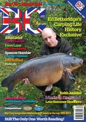 Big Carp 182 issue Big Carp 182