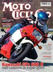 Motociclismo d'Epoca 6 2015 issue Motociclismo d'Epoca 6 2015