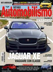 Automobilismo 6 2015 issue Automobilismo 6 2015