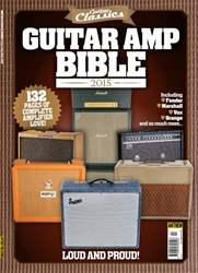 Guitar Amp Bible 2015 issue Guitar Amp Bible 2015