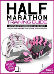 Half Marathon Training Guide issue Half Marathon Training Guide