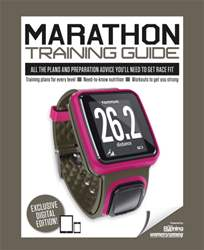 The 2015 Marathon Training Guide issue The 2015 Marathon Training Guide