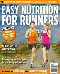 Easy Nutrition For Runners issue Easy Nutrition For Runners