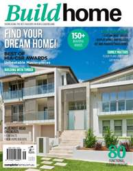Build Home Magazine Cover