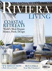 Riviera Living Summer 2015 issue Riviera Living Summer 2015