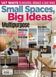Small Spaces, Big Ideas Summer 2015 issue Small Spaces, Big Ideas Summer 2015