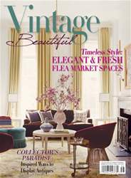 Vintage Beautiful Summer 2015 issue Vintage Beautiful Summer 2015