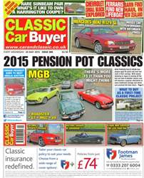 No.279 2015 Pension Pot Classics issue No.279 2015 Pension Pot Classics
