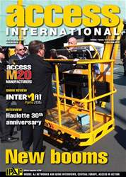 Access International Magazine Cover