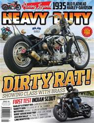 HEAVY DUTY Issue 138 Jan/Feb 2015 issue HEAVY DUTY Issue 138 Jan/Feb 2015