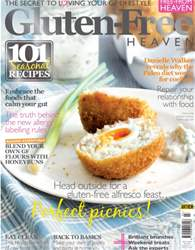 Gluten-Free Heaven June/July issue Gluten-Free Heaven June/July