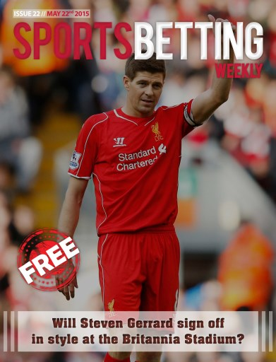 Sports Betting Weekly Digital Issue