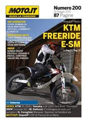 Moto.it Magazine n. 200 issue Moto.it Magazine n. 200