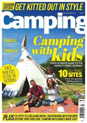 July 2015 - CAMPING WITH KIDS issue July 2015 - CAMPING WITH KIDS