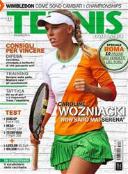 Il Tennis Italiano 6 2015 issue Il Tennis Italiano 6 2015