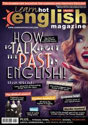 Learn Hot English 157 June issue Learn Hot English 157 June