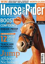 Horse&Rider July 2015 issue Horse&Rider July 2015