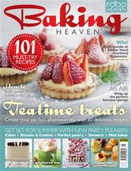 Baking Heaven Summer issue Baking Heaven Summer