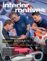Interior Motives Autumn 2014 issue Interior Motives Autumn 2014