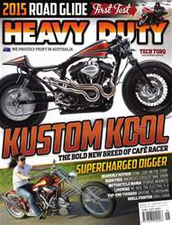 HEAVY DUTY Issue 137 Nov/Dec issue HEAVY DUTY Issue 137 Nov/Dec