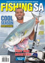 Fishing SA JunJul 2015 issue Fishing SA JunJul 2015