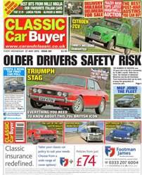 No.280 Older Drivers Safety Risk issue No.280 Older Drivers Safety Risk