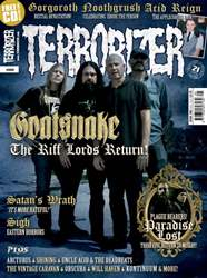 Terrorizer 260 issue Terrorizer 260