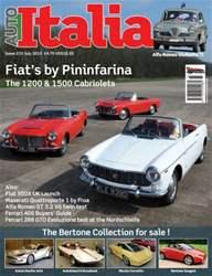 Auto Italia issue 233 issue Auto Italia issue 233