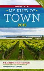My Kind of Town 2015 issue My Kind of Town 2015