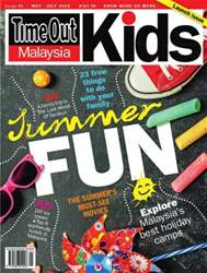 Time Out Kids: May-Jul 2015 issue Time Out Kids: May-Jul 2015