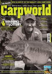Carpworld June 2015 issue Carpworld June 2015