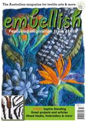 Embellish Magazine issue 22 issue Embellish Magazine issue 22