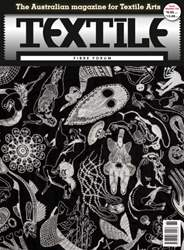 Textile Fibre Forum Issue 118 issue Textile Fibre Forum Issue 118