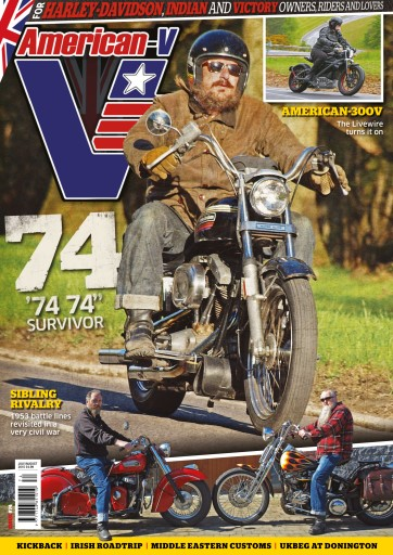 American-V Digital Issue