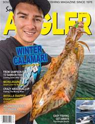 South Australian Angler (SA Angler) Magazine Cover