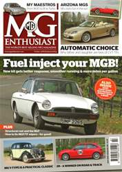 Vol.45 No.7 Fuel Inject Your MGB issue Vol.45 No.7 Fuel Inject Your MGB