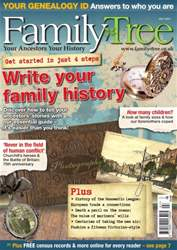 Family Tree July 2015 issue Family Tree July 2015