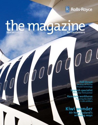 Rolls-Royce Magazine Preview