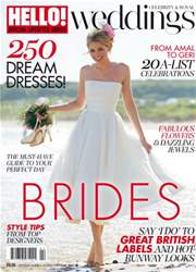 HELLO! BRIDES  issue HELLO! BRIDES