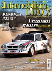 Automobilismo d'Epoca 6 2015 issue Automobilismo d'Epoca 6 2015