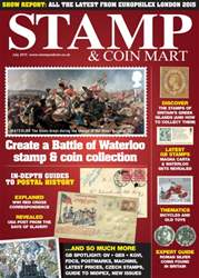Stamp & Coin Mart July 2015 issue Stamp & Coin Mart July 2015