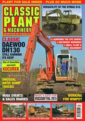 Vol.13 No.10 Classic Daewoo DH130 issue Vol.13 No.10 Classic Daewoo DH130