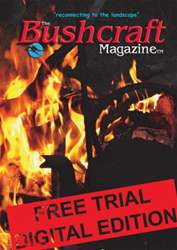 Bushcraft Magazine Magazine Cover
