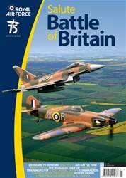 RAF Salute: Battle of Britain 75 issue RAF Salute: Battle of Britain 75
