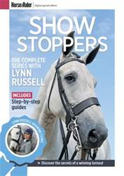 H&R Special – Lynn Russell – Show Stoppers issue H&R Special – Lynn Russell – Show Stoppers