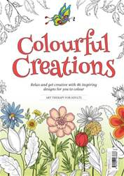 Colourful Creations issue Colourful Creations