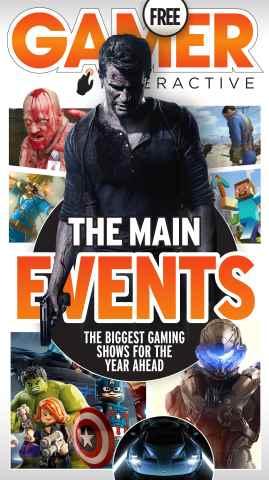 Gamer Interactive issue GAMER Interactive 026 - 2015 Event Showcase