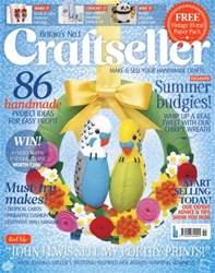 Craftseller Magazine Cover