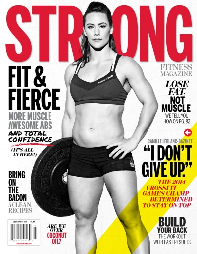 Strong Fitness Digital Issue