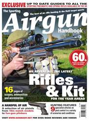 Sporting Airgun Hand issue Sporting Airgun Hand